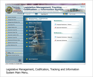 barangay profile information system The electronic barangay management and information system (e-bmis) comprises the socio-economic profile qbris-barangay registry information system is a web-based database information system solution designed for philippine barangays.